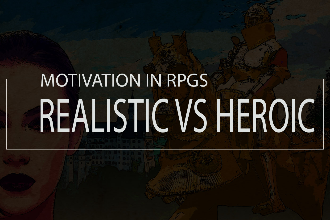 Realistic Motivation vs Heroic Motivation