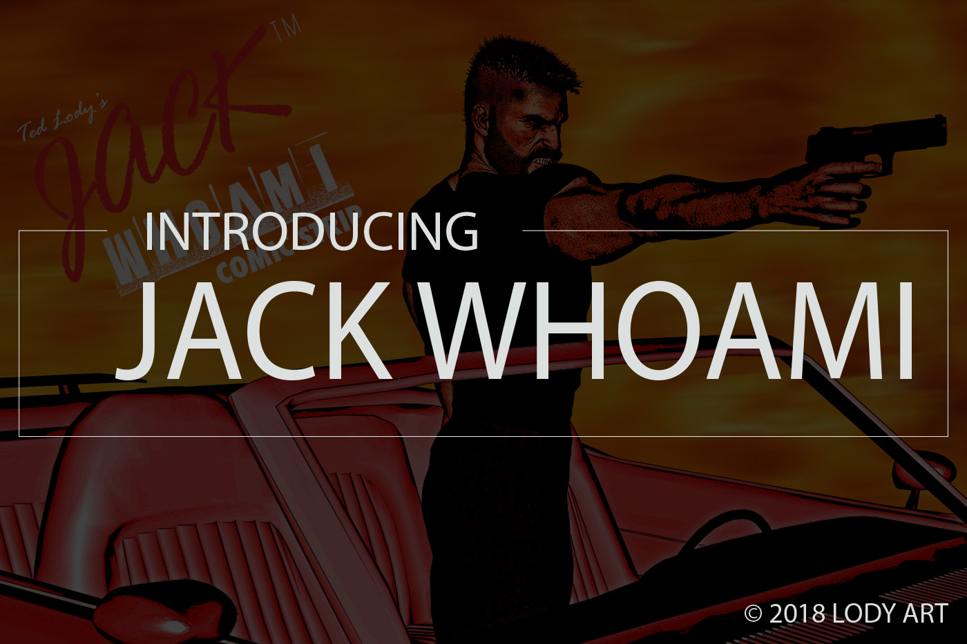 Introducing Jack WhoAmI